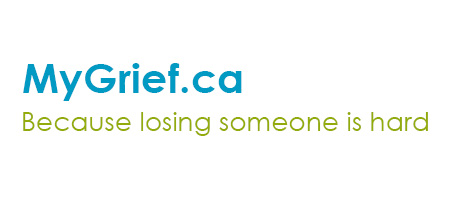 Mygrief.ca Logo