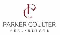 Parker Coulter Real Estate Logo