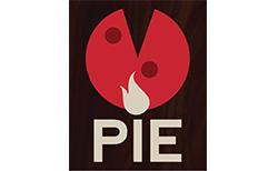 Pie Pizza Logo