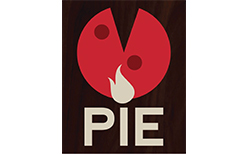 Pie Pizza Logo