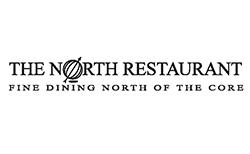 The North Restaurant Logo
