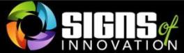 Signs of Innovation Logo