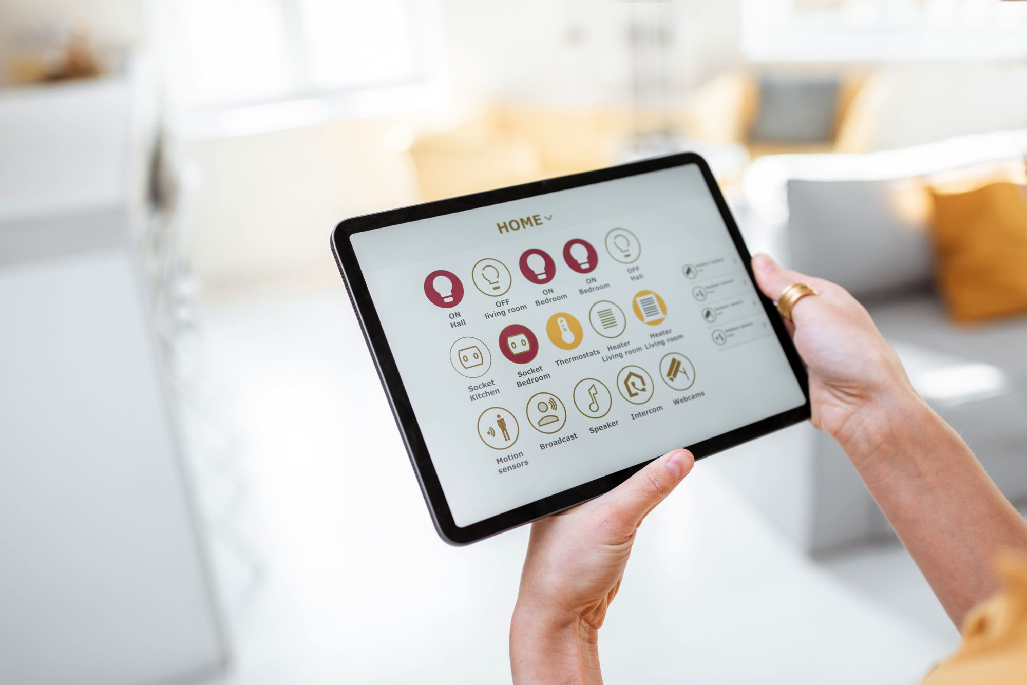 controlling-smart-home-devices-using-a-digital-tab-RNGMSRR.jpg