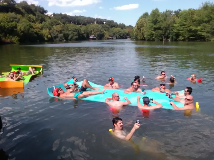 Lake Austin Party Boat