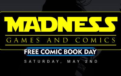 Free Comic Book Day 2015