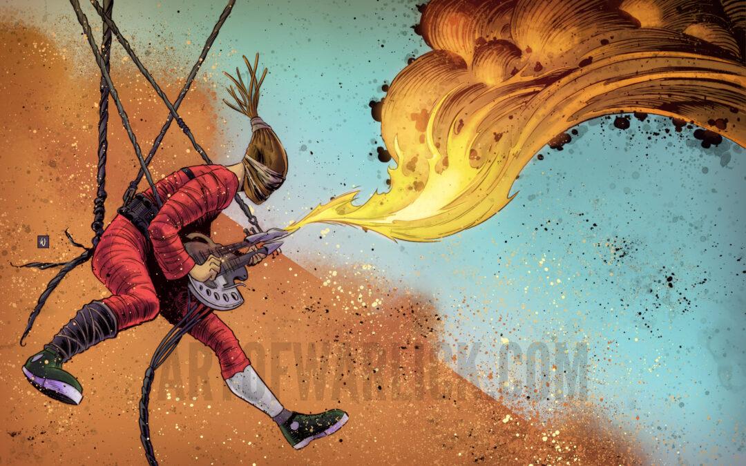 Fury Road & The Doof Warrior