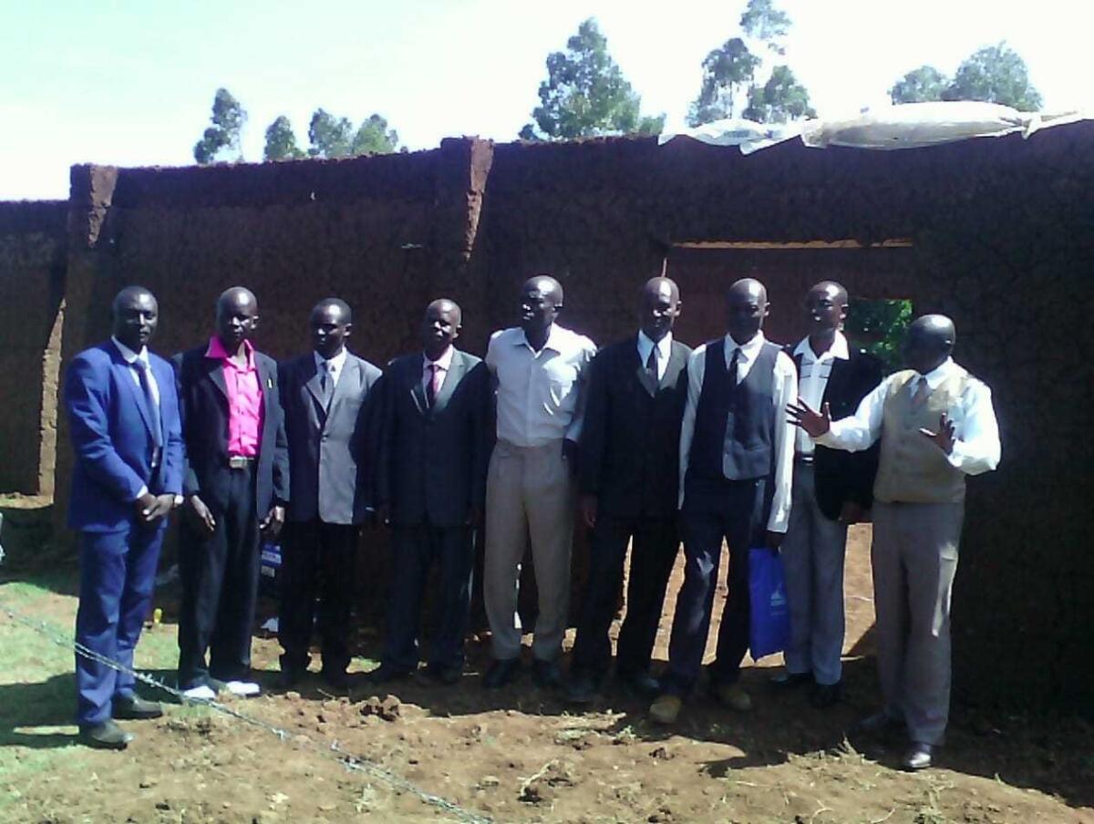 church members pastor kuta kenya #3