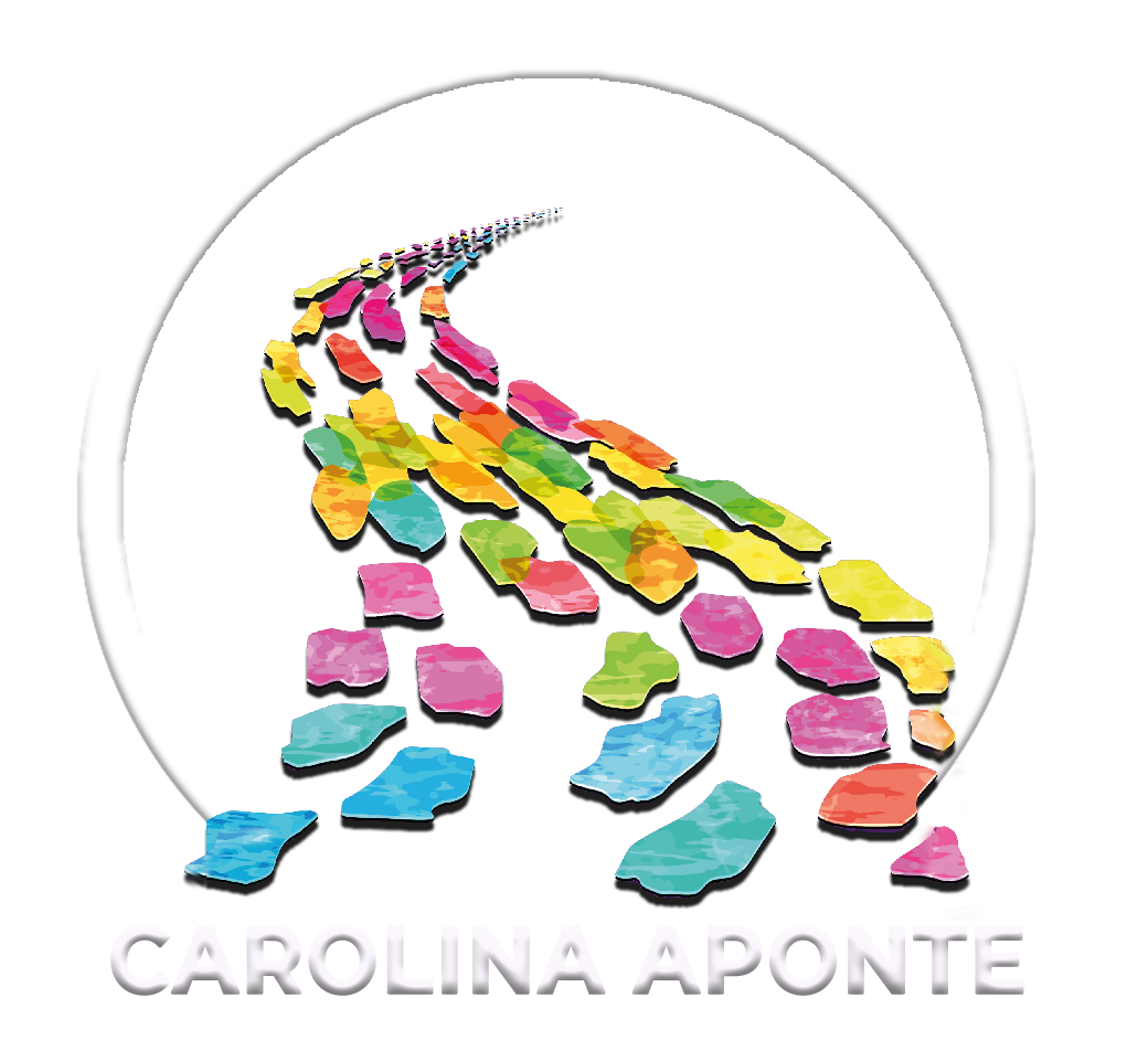 Carolina Aponte White Logo