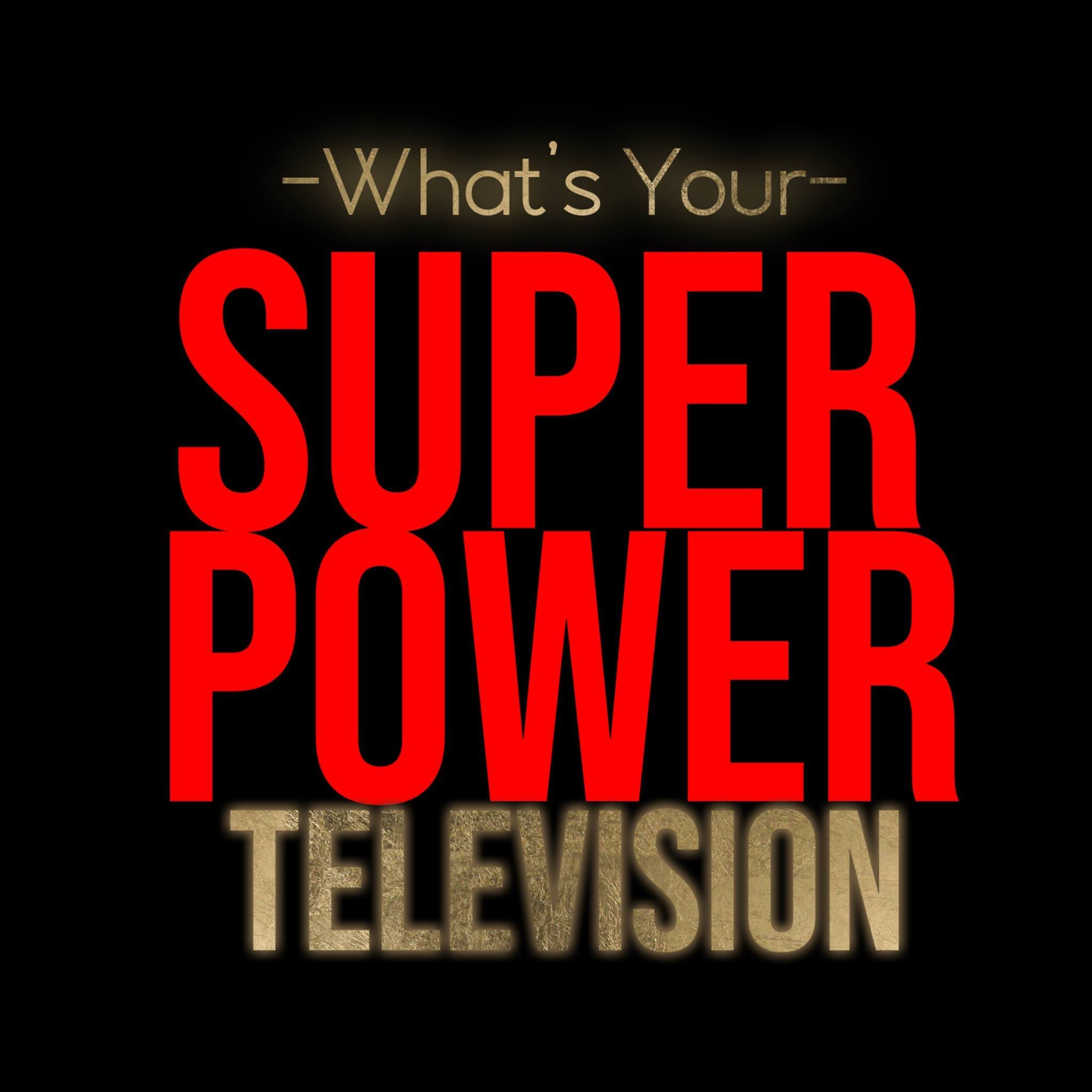 What's Your Super Power TV Carolina Aponte take Over