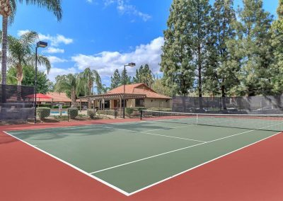 Tennis court facility in The 3900