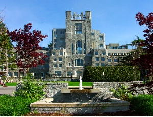 The Iona Building was sold last year the the UBC School of Economics.