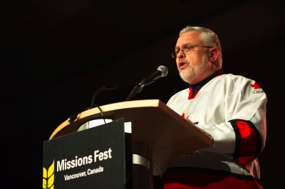 Dwayne Buhler will be moving on this spring, after having led Mission Fest Vancouver since 2007.
