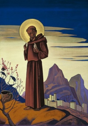 St. Francis has been called 'the patron saint of ecologists.'
