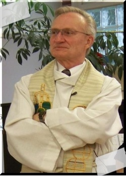 Gordon Charles is pastor of Christ the King Lutheran Church.