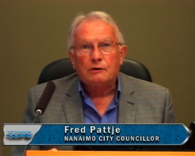 Fred Pattje feels people misunderstood the intent of his May 5 motion, and he feels bad about that.