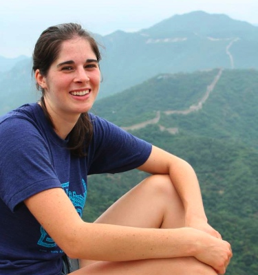 Bethany Paquette was hurt by the response of Amaruk Wilderness Corp. to her job application.