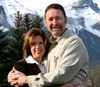Kevin and Cynthia Cavanaugh are both strong supporters of Global Leadership Summit.