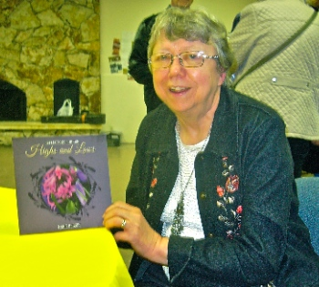 Marja Bergen has been providing companionship and writing books for people with mood disorders for many years.