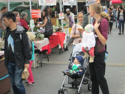 Trout Lake Farmers Market will be open October 18, then not until next spring.
