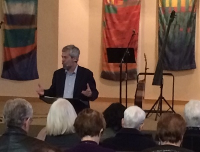 Gordon T. Smith urged participants in the Unity not Uniformity conference to go out of their way to learn from other Christian traditions.