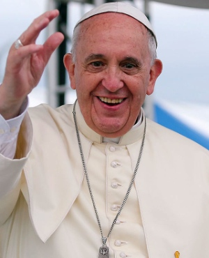 Pope Francis has urged his church to be more attentive to young people.