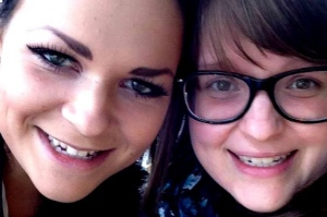 The lives of Keziah (left) and Shiloh Johnston will be celebrated at Willingdon Church.