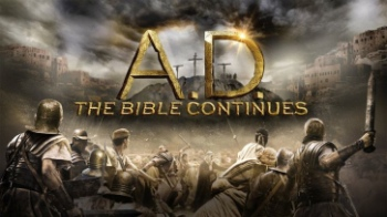 A.D.: The Bible Continues will start this Sunday on CTV.