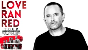 Chris Tomlin will be leading worship this Sunday (April 12) at Abbotsford Centre.