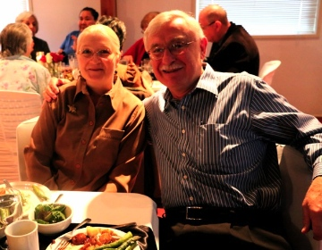 Sylvia and Joe Russell are celebrating New Beginnings Baptist Church's 25th anniversary. Joe plans to retire as pastor within a few months.