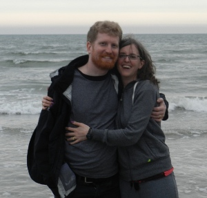 Joel Wagler, here with his wife Alison, will be working on New Beginnings Mission.