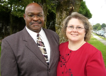 Bishop Franklyn Allen and his wife Linda pastor King's Way Church.