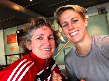 Cornelia and Sophie Schmidt have each found a unique way to share their faith.