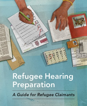 Kinbrace has produced a Refugee Preparation Hearing Guide which is being used across Canada.