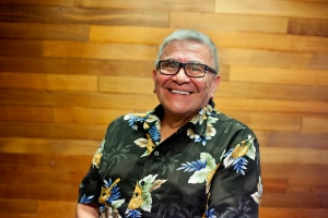 Chief Dr. Robert Joseph will help launch the Institute for Indigeous People at Trinity Western University.