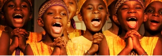 The African Children's Choir will celebrate 30 years at three local churches.