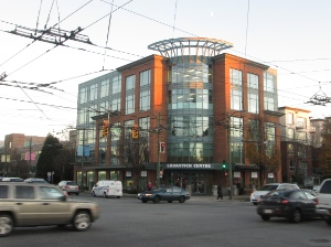 The Lubavitch Centre is at the corner of 41st and Oak.