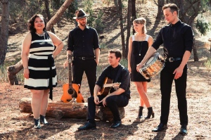 The Eagle Rock Gospel Singers will be at the Media Club this weekend.