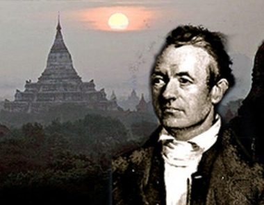 Adoniram Judson translated the Bible in Burma some 200 years ago.