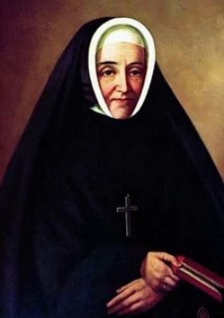 The Marie Anne Blondin Chair of Theology is named for the founder of the SIsters of Saint Anne.