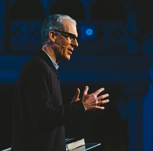 Nicky Gumbel has led Alpha while it has become a household name around the world.