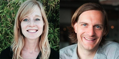 Christiana Rice and Tim Soerens co-hosted Inhabit 2016 and also wrote *** *** **** *****.
