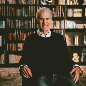 Nicky Gumbel appears in the Alpha Film Series, but he has plenty of company.