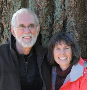 Rob and Ruth Des Cotes have been part of the A Rocha community for many years.