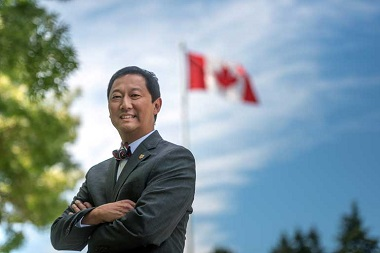 Santa Ono will start as UBC's new president in August.