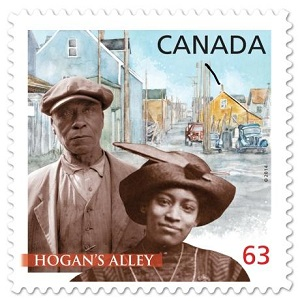 Jimi Hendrix's grandmother ****, a stalwart of Fountain Chapel, was featured on this stamp.
