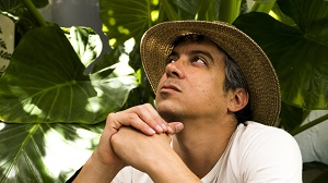 M Ward is the 'Him' of She & Him.