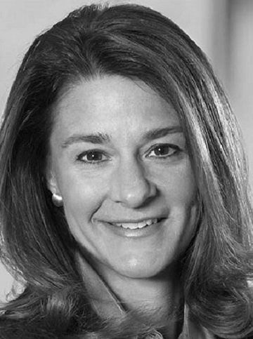 Melinda Gates will be one of the key speakers at the Global Leadership Summit this year.