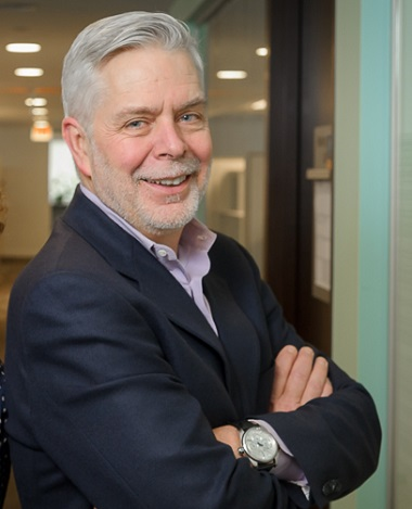 Dr. Bill MacEwan is head of the department of psychiatry at St. Paul's Hospital.