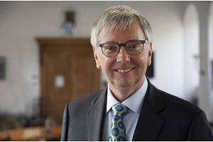 Stephen Toope was president of UBC several years ago; he is now slated to lead the University of Cambridge.