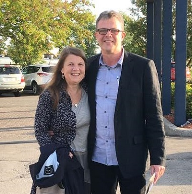 Kevin and Julia Garratt invested 30 years of their lives in China before they were arrested in 2014. They are now back together in Canada.